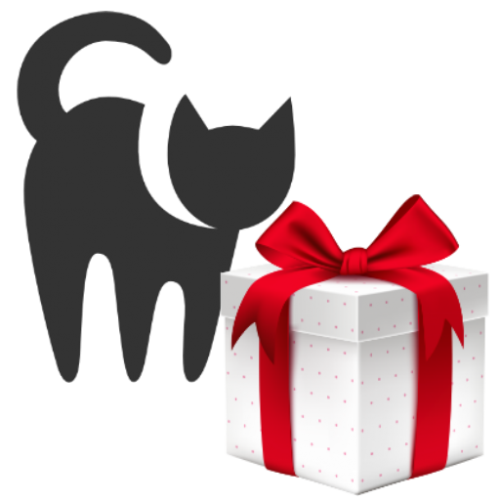 Подарок для кошки